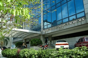 Ateneo GSB: Campus Location - Salcedo, Makati Bldg.