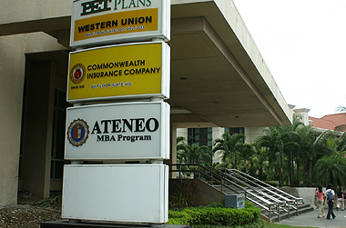 Ateneo GSB: Campus Location - Cebu Bldg