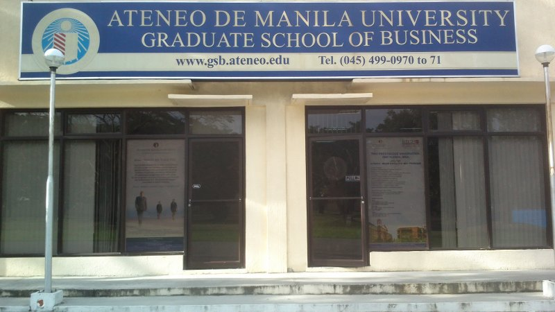 Ateneo GSB: Campus Location - Clark Field, Pampanga