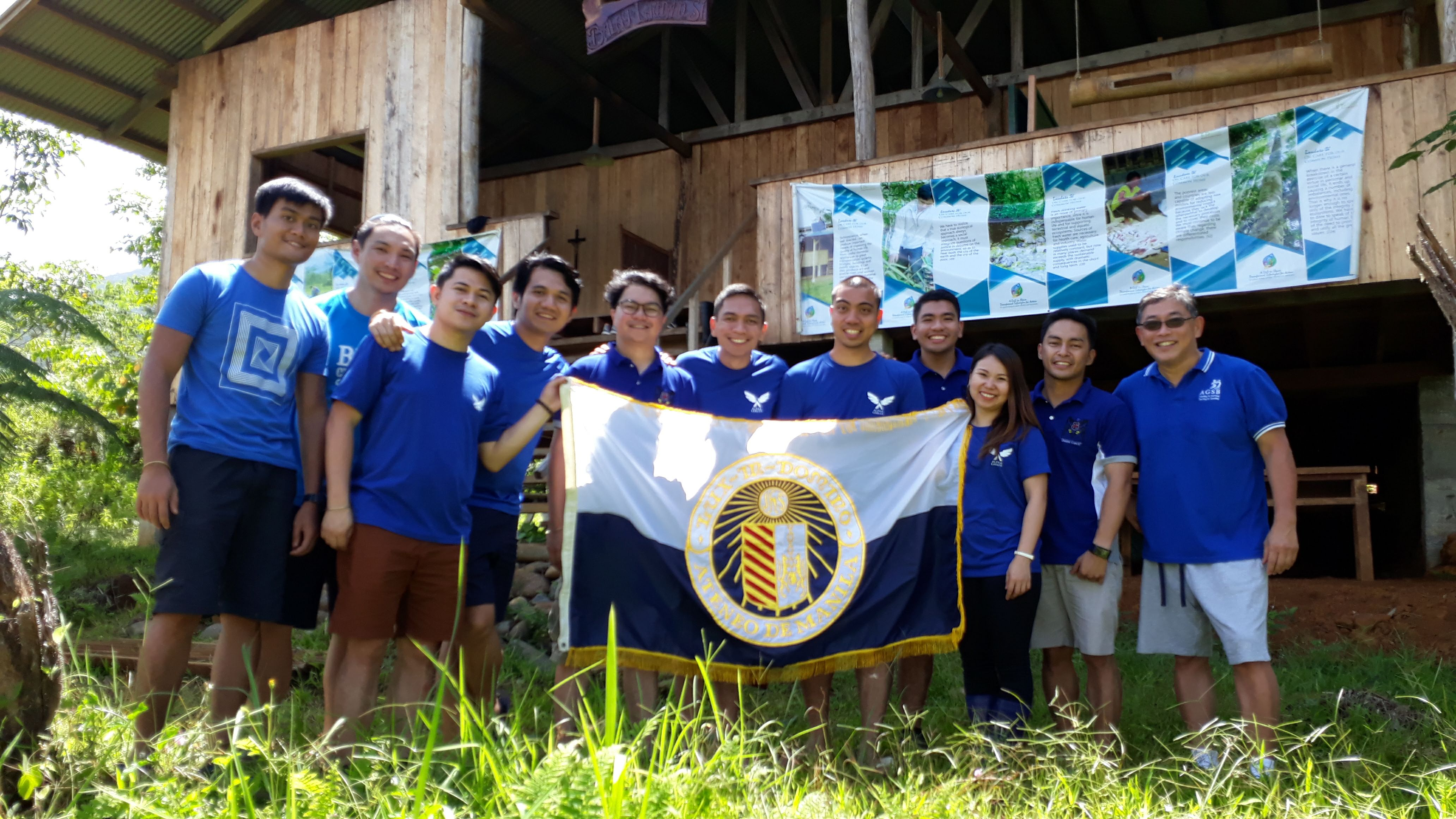The Road Doesn't End in Bendum: an Ateneo GSB immersion project