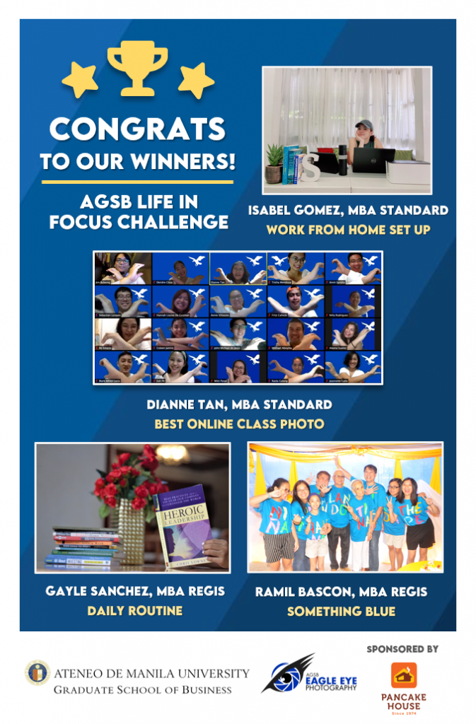 Photo Challenge Winners Poster