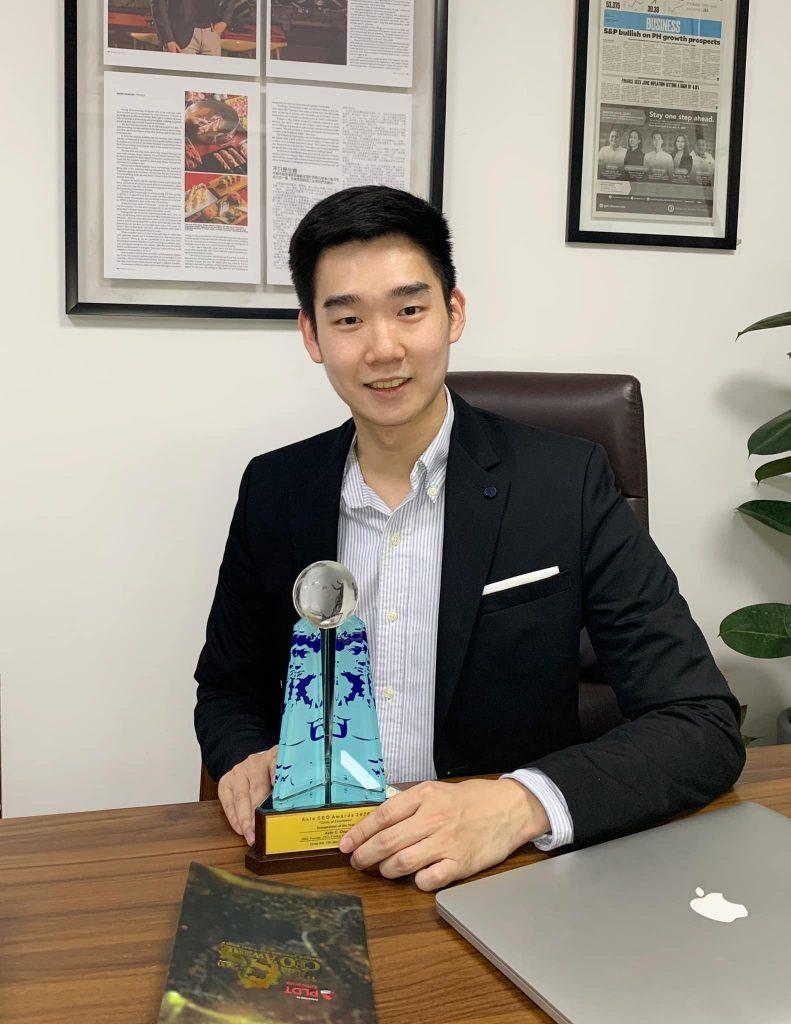 Avin Asia CEO Awards Entrepreneur of the Year