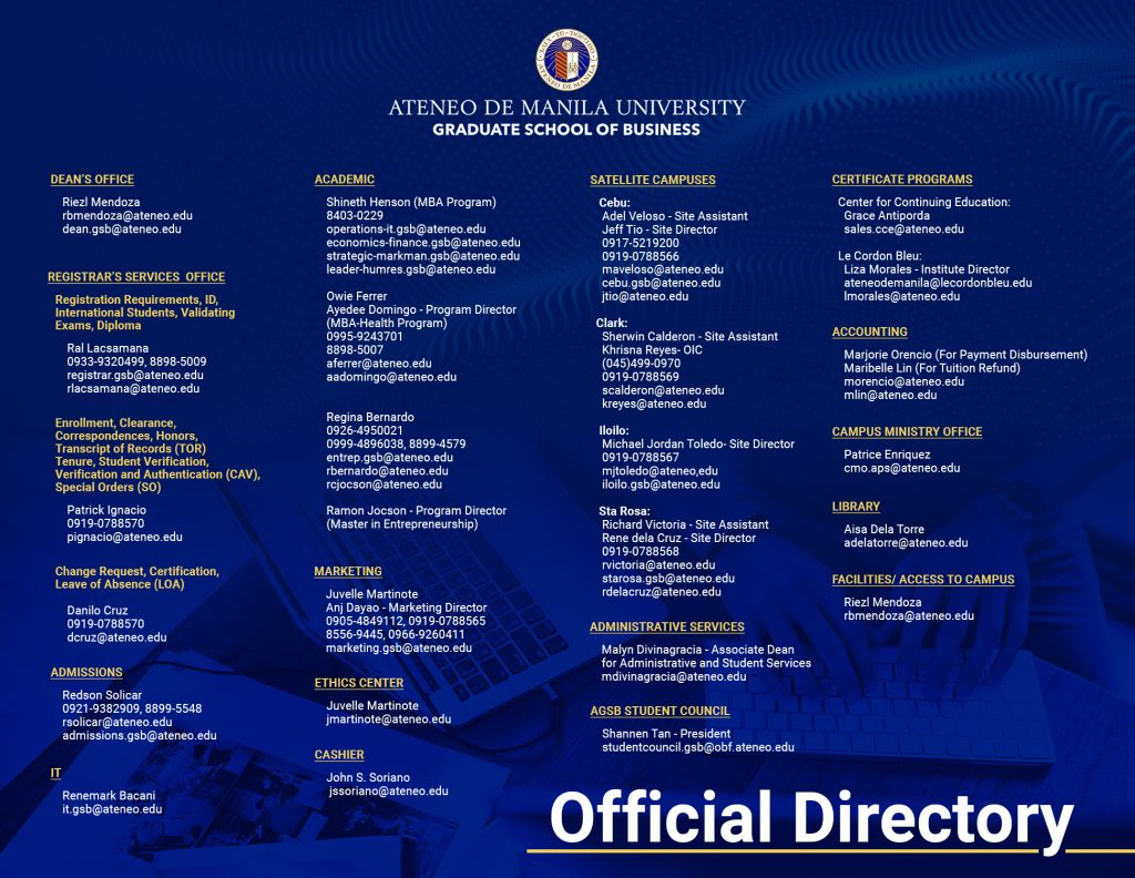 AGSB_OfficialDirectory_Revised